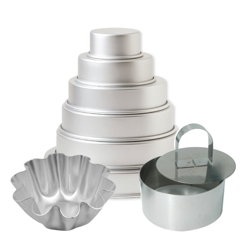 Cake Pans, Tart Pans & Mousse Molds