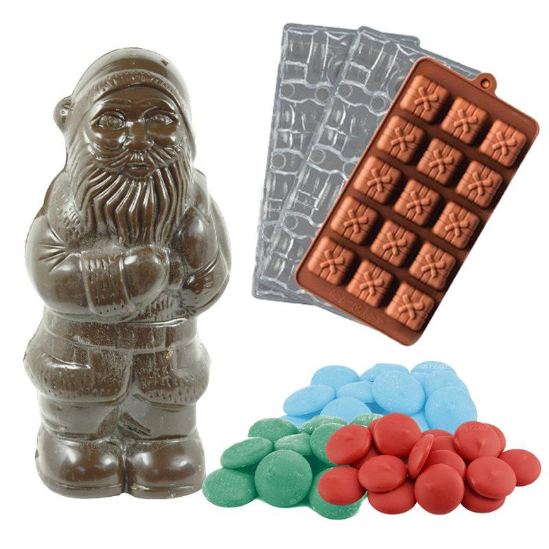 Christmas Chocolate Supplies