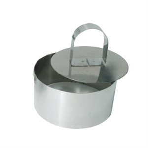 Round Mousse Molds 4 Inches diameter