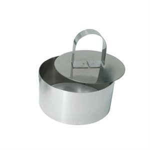 Round Mousse Molds 3 1 / 8 Inches diameter