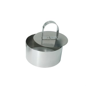 Round Mousse Molds 2 3 / 8 Inches diameter