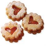 Heart Linzer Cookie Cutter