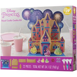 Disney Princess Royal Castle Cookie Kit