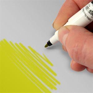 Yellow Edible Food Pen By Rainbow Dust
