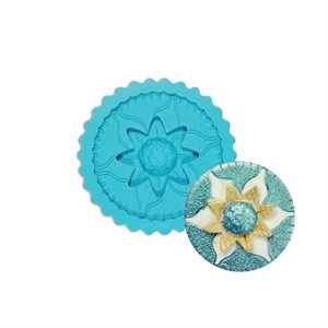Phlox Silicone Mold By Colette Peters