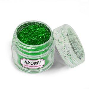 Christmas Green Disco 5 Grams