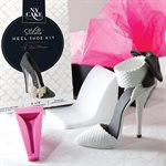 Stiletto High Heel Shoe Kit By Lisa Mansour