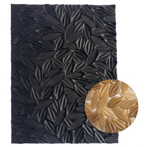 Leaf Silicone Baking-Decorating Impression Mat