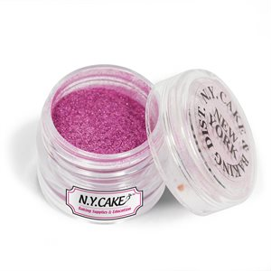 Rose Pink Luster Dust 2 Grams