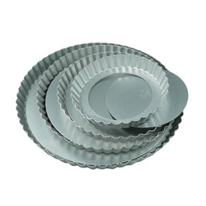 6 Inch Tart Pan with Removeable Bottom