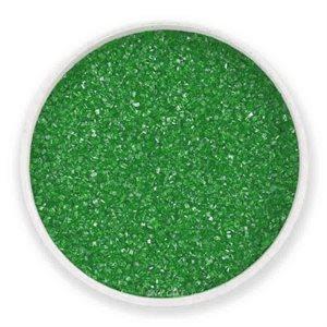 Green Natural Sanding Sugar 8 Ounces