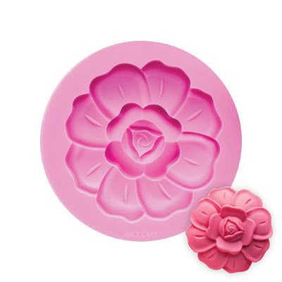 High Fashion Rose Mold By Lisa Mansour
