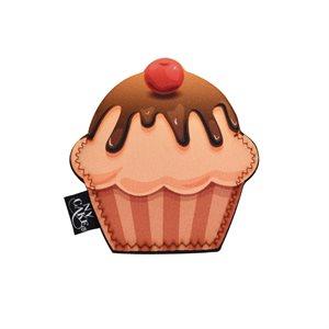 Drip Cherry Cupcake Oven Mitt