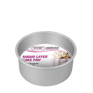 Round Cake Pan 7 by 4 Inch Deep