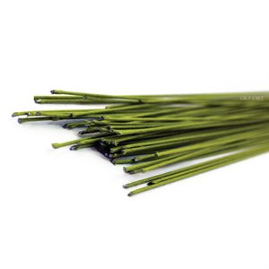 Light Green Floral Wire 14 Inch 22 Gauge