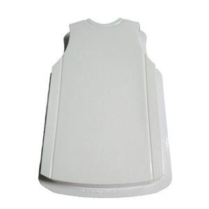 Basketball Jersey Plastic Cake Pan  8 1 / 3 X 13 1 / 2 Inch