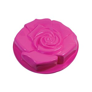 Blooming Rose Silicone Mold