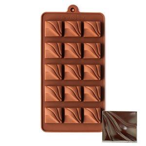 Zig Zag Silicone Chocolate Mold