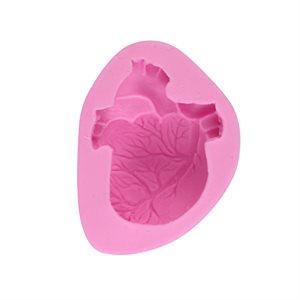 Heart Organ Silicone Mold