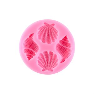 Conch Shell Silicone Mold