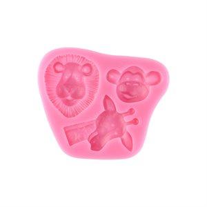 Animal Theme Silicone Mold