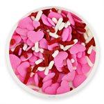 Sweet Hearts Jimmies Sprinkles
