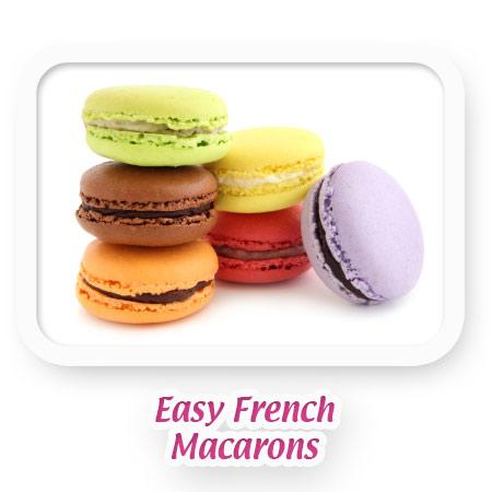 Recipe-Easy-French-Macaron
