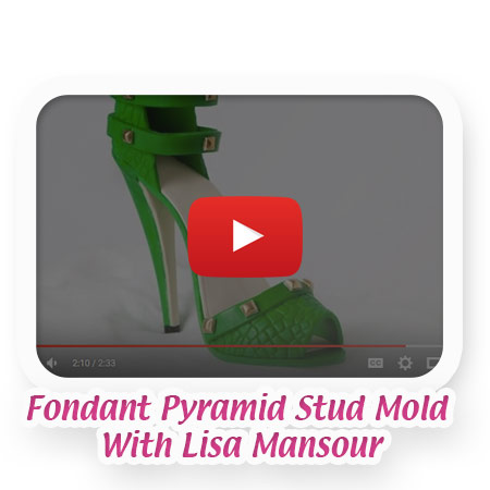 Videos-Fondant-Pyramid-Stud-Mold